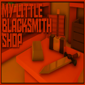 My Blacksmith Shop Craft Game icon