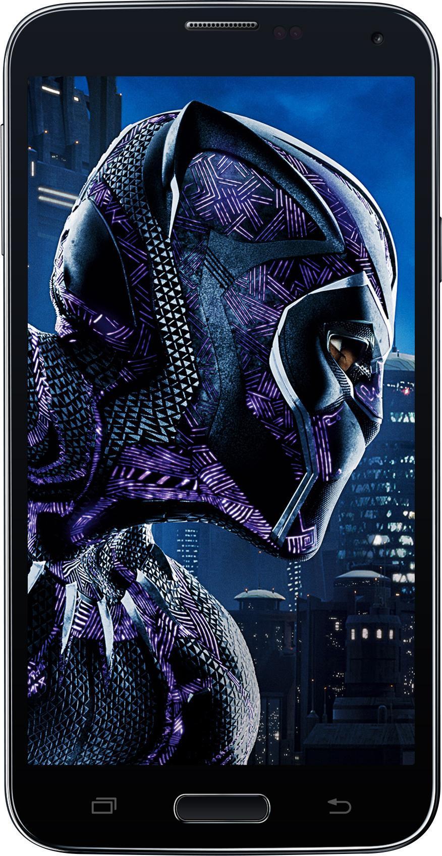 Unduh 9100 Koleksi Wallpaper Black Panther Android Gratis