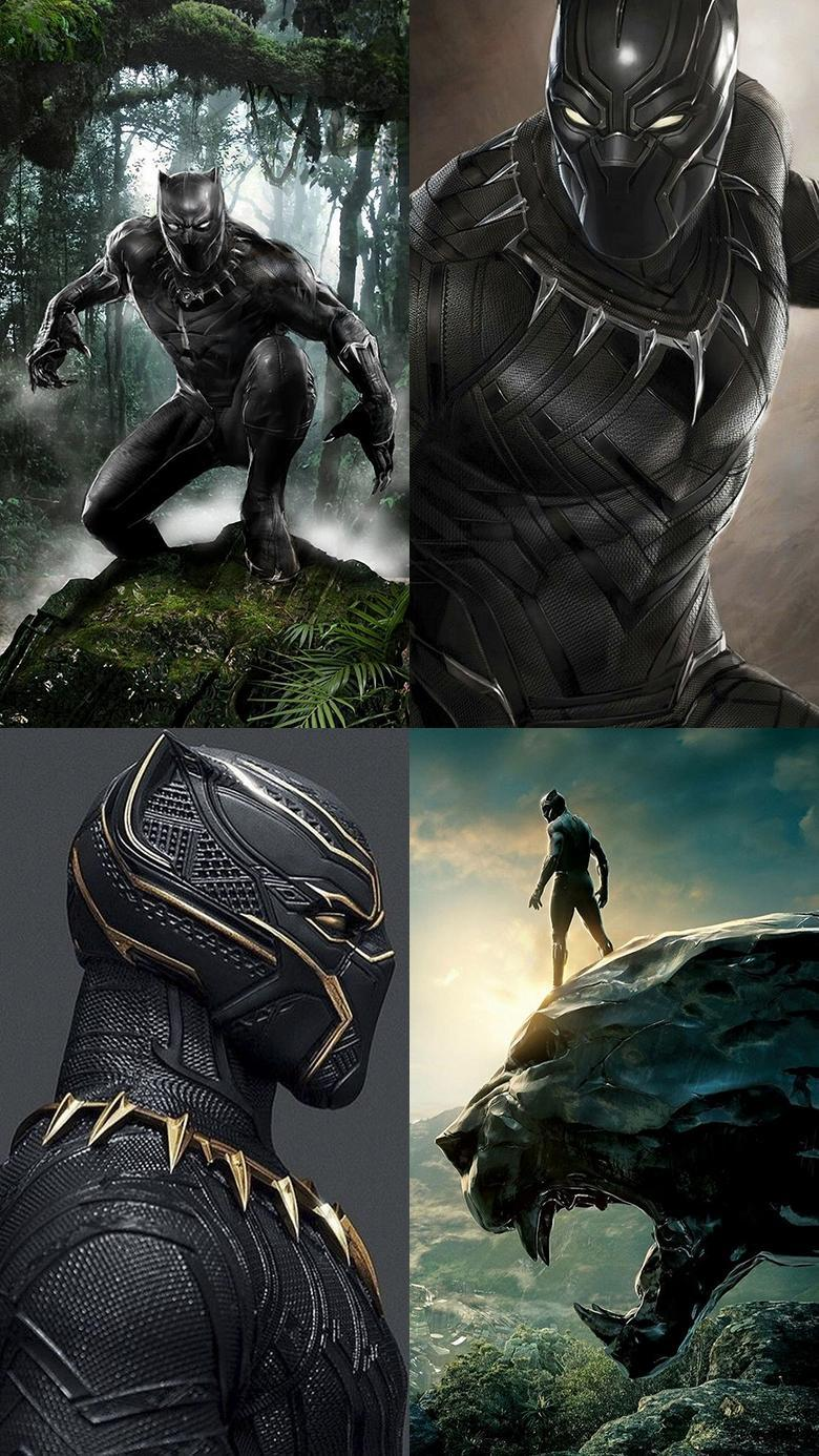 Black Panther Wallpaper 4k For Android Apk Download