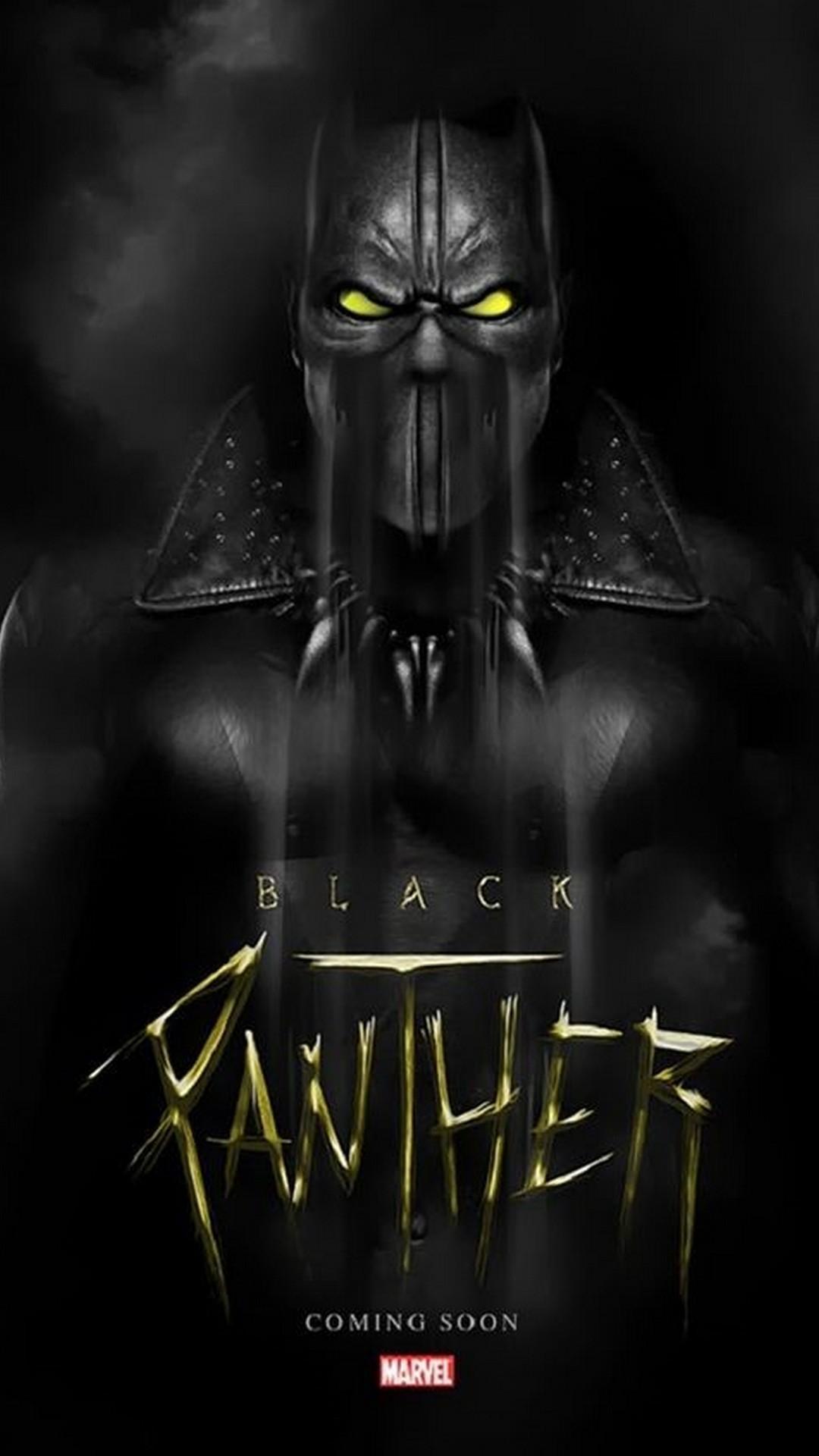 black panther wallpaper iphone 4k