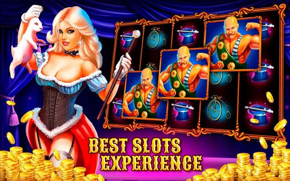 Golden Circus Free Slots poster
