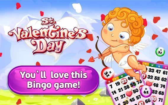 Bingo St. Valentine's Day screenshot 3