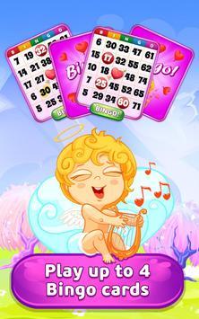 Bingo St. Valentine's Day screenshot 2