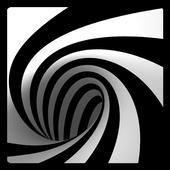 Black and White Wallpaper icon