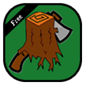 Cut the tree icon