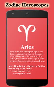 Zodiac Horoscopes poster