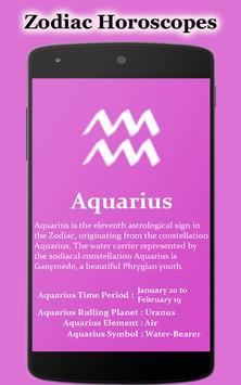 Zodiac Horoscopes apk screenshot