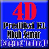 Prediksi KL 4D Mbah Semar icon