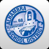 Alhambra Elementary SD icon