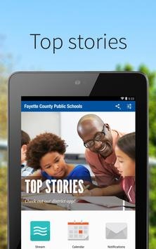 Fayette County Public Schools poster