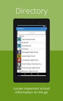 Lee County Alabama Schools screenshot 2