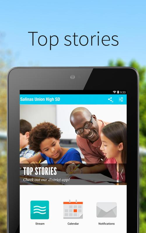 Salinas Union High Sd For Android Apk Download