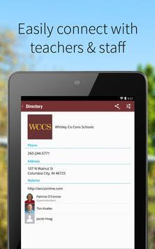 Whitley County Cons Schools screenshot 1