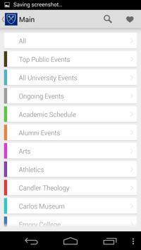 Emory Mobile apk screenshot