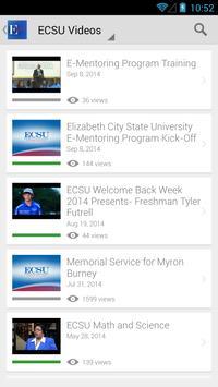 ECSU Mobile screenshot 4