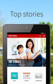 PAISD Mobile poster