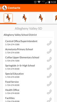 Allegheny Valley SD apk screenshot