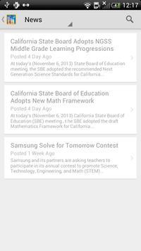 STEM CA apk screenshot
