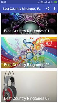 Best Country Ringtones For Free poster