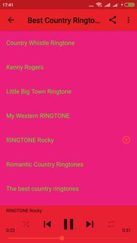 Best Country Ringtones For Free screenshot 5
