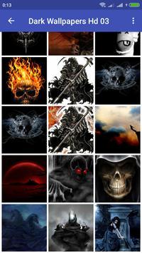 Dark Wallpapers Hd apk screenshot