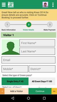 KISAN Greenpass apk screenshot