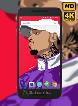 Chris Brown Wallpapers HD screenshot 3