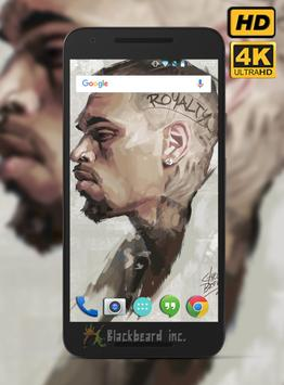 Chris Brown Wallpapers HD poster