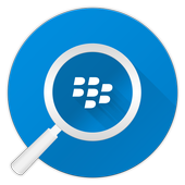 BlackBerry Device Search icon
