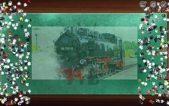 Trains Jigsaw 01 screenshot 7