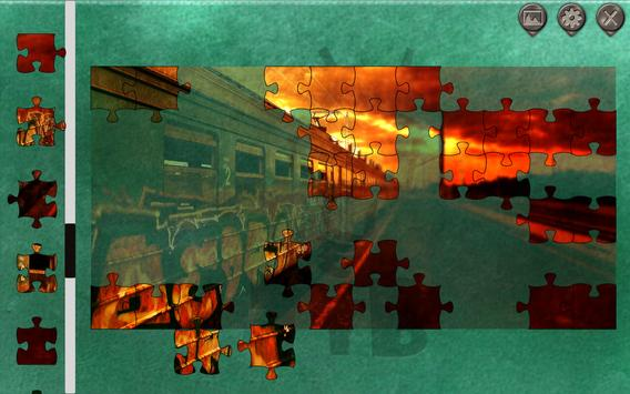 Trains Jigsaw 01 screenshot 9