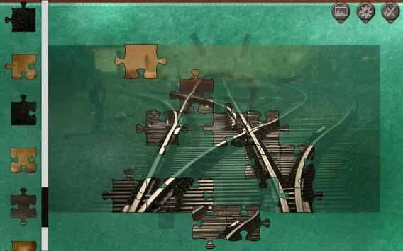 Trains Jigsaw 01 screenshot 13