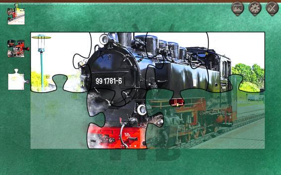 Trains Jigsaw 01 screenshot 10