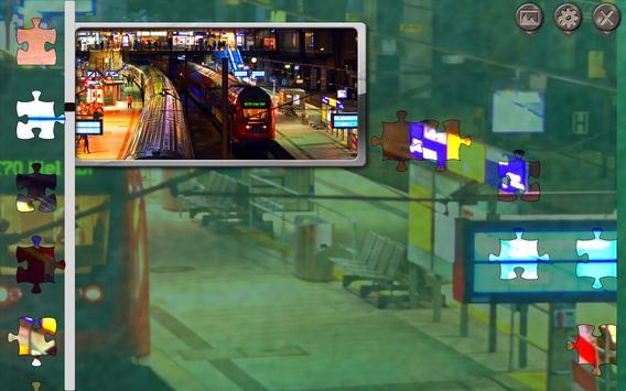 Trains Jigsaw 01 screenshot 12