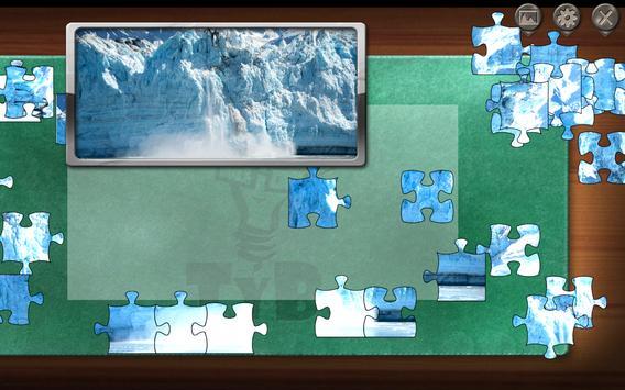 Winter jigsaw 03 apk screenshot