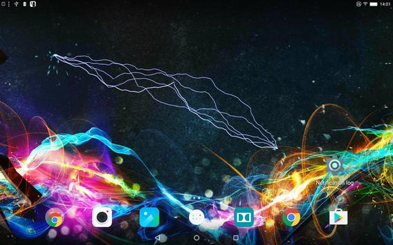 Electric Screen Live Wallpaper screenshot 6
