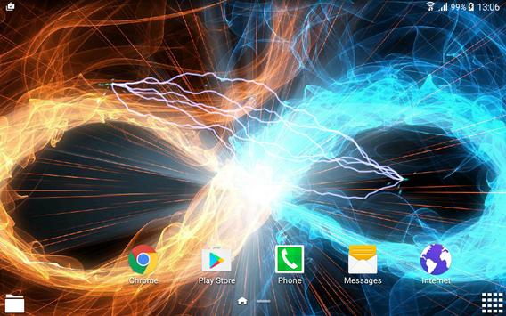 Electric Screen Live Wallpaper screenshot 8