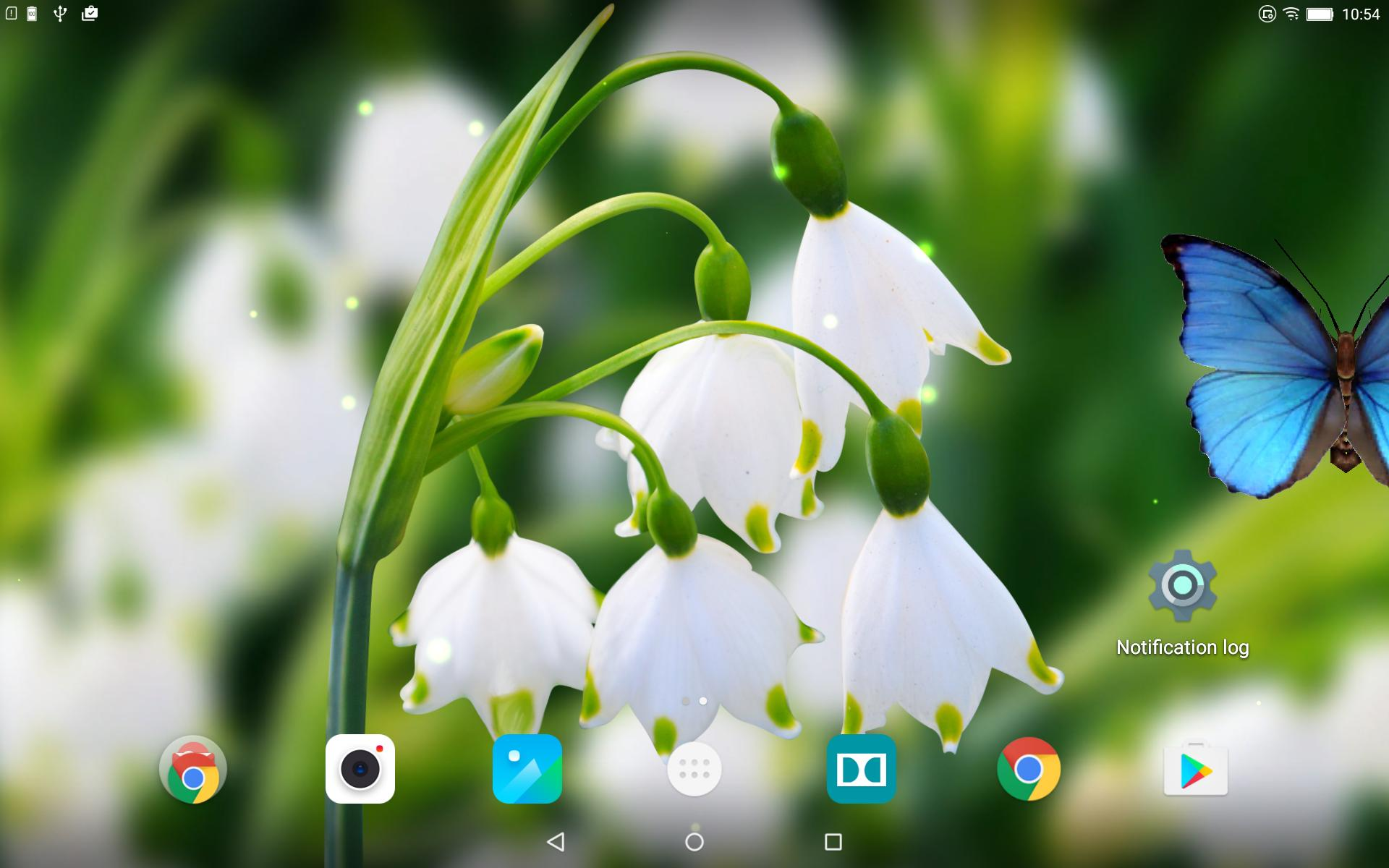 Flowers 3D Parallax Background for Android - APK Download
