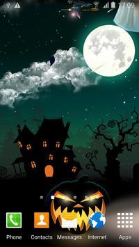 Halloween Wallpaper poster