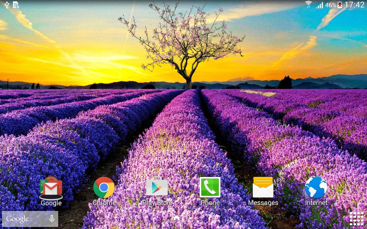 Spring nature live wallpaper for android apk download - 2 screen wallpaper nature ...