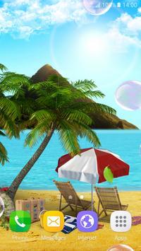 Paradise Live Wallpaper poster
