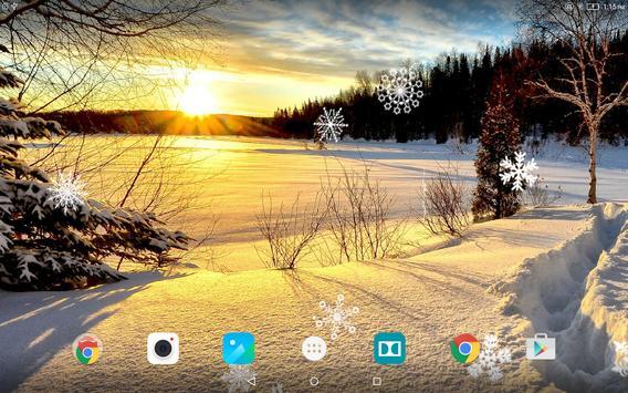 Winter Landscapes Wallpaper 截图 7