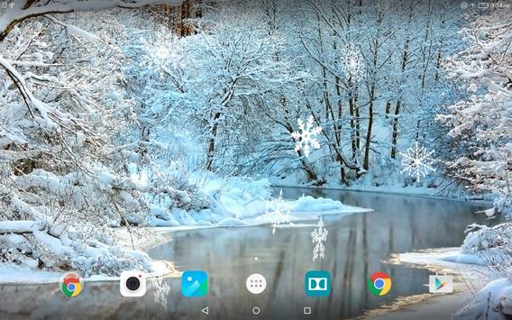 Winter Landscapes Wallpaper 截图 6
