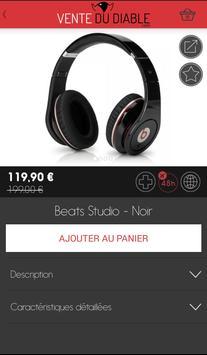 Vente-du-diable.com apk screenshot