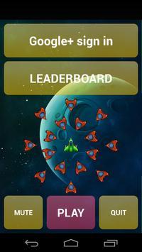 War Spaceship Free poster