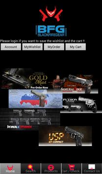 Black Fire Gear screenshot 10