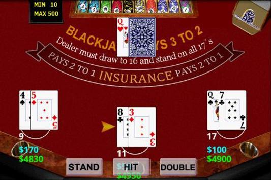 BlackJack Party apk screenshot