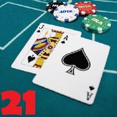 Blackjack 21 - Kartenspielen icon