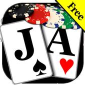 BlackJack Free Bets icon