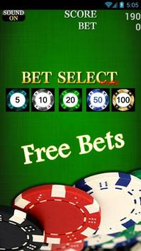BlackJack Free Bets screenshot 1